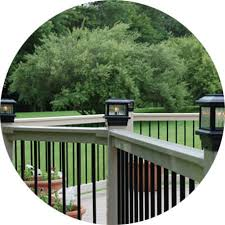 Vinyl Deck Fence Archives Fence Supply Online