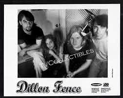 Amazon Com 8x10 Photo Music Group Dillon Fence Mammoth Atlantic Records Promo Photographs