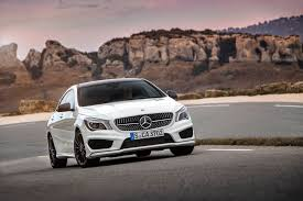 Mercedes May Expand Compact Range With Arrival Of Next Generation