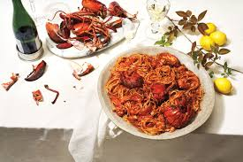 Lobster Fra Diavolo recipe