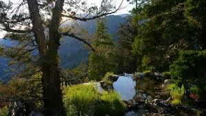 Iva Bell Hot Springs - Bare Backpacking