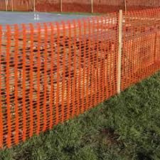 Snow Fence Block Snow Protect Construction Sites