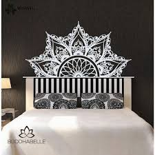 How To Stick Wall Stickers Youtube Downloader Click Visit Link Above For More Options Wall D Wall Decals For Bedroom Wall Stickers Bedroom Headboard Wall