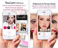 youcam makeup try new look directly on