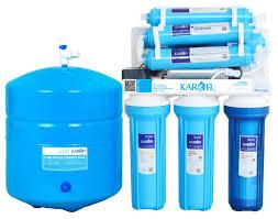 Máy lọc nước Karofi ERO90 9 lõi lọc không vỏ lắp gầm chậu rửa