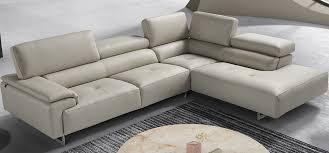 semi aniline leather corner sofa