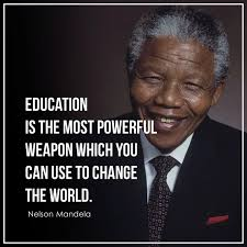 best education quotes by nelson mandela