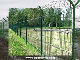 Wire Fence Company Metal Fence Panels Height Could Be 1 5 By Grass Fence Panel Medium
