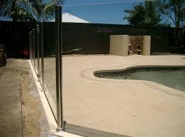 semi frameless benchmark glass