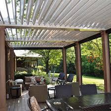 arcadia luxury louvered roofs