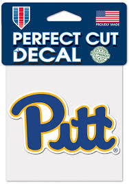 Shop University Of Pittsburgh Car Decals Panthers Window Stickers Pitt Panthers Clings Decals