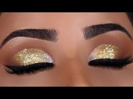 indian bridal eye makeup tutorial