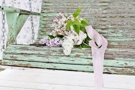 lilac time garden entrance lilac
