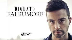 Diodato - Fai Rumore I Live a Sanremo 2020 (TESTO) - YouTube