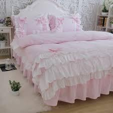 amazing luxury bedding set pink queen