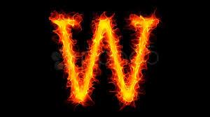 صور حرفw استمتع بجمال حرفك W باشكال جديدة تبهرك اروع روعه