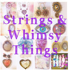 Strings & Whimsy Things - Home | Facebook