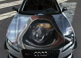 Destiny Car Hood Wrap Full Color Vinyl Sticker Decal Fit Any Car Ebay