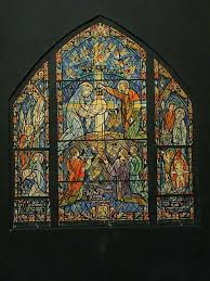design drawing for stained glass