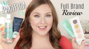 pacifica beauty brand review