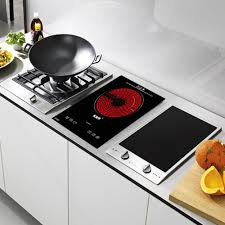 Bếp Hồng Ngoại Đơn Âm Cảm Ứng Domino Kaff Kf-330C - So Sánh Giá ...