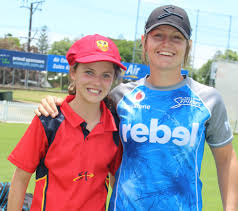 Kensington's Ruby Smith has been... - Kensington District Cricket Club |  Facebook