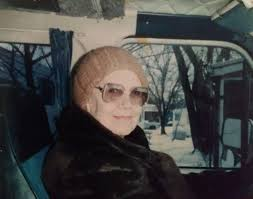 My Grandma Hilda Graham Bailey (Mom's mom) in Lima, Ohio in either the  1970s or 1980s   Beanie, Mom, Bailey