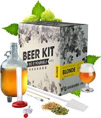 brew your own beer kit pale ale