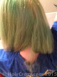 green hair forums