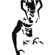 Bleach Ichigo Final Stage Vinyl Decal