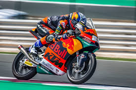 Fernandez lines-up 2nd on Moto3 grid for first 2020 race