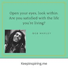 bob marley quotes on life love and happiness