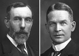 William Ramsay (izquierda) y Frederick Soddy | Futuro | EL PAÍS
