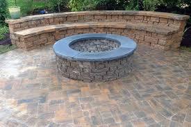 brick patio fire pits williamsburg va