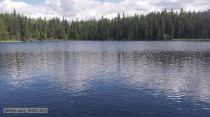 mirror lake trail manitoba canada