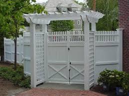 Portfolio New England Woodworkers Inc Fence Design Pergola Patio Garden Nook
