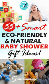natural baby shower gift ideas