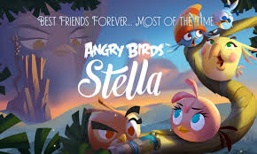 Rovio Have Finally Released Angry Birds Stella