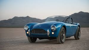 1963 Shelby Cobra 260 — 4.5 seconds