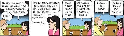 ex husband jokes