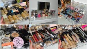 my makeup collection storage 2019