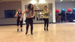 "Dance Fitness ""GDFR"" by Flo Rida original choreo by Mayra - YouTube"