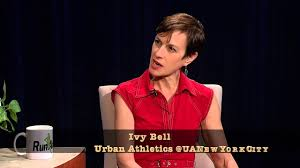 Ivy Bell a runner with Urban Athletics guest-stars. - YouTube
