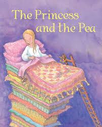 The Princess and the Pea: Amazon.co.uk: Lamont, Priscilla, Hughes, Monica:  9781407583709: Books