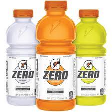 zero thirst quencher variety pack