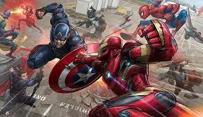 hd wallpaper marvel avengers civil war