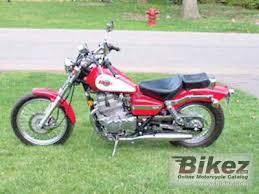 1996 honda cmx 250 rebel specifications