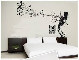 Music Wall Decals For Girls Room Music Wall Decal Music Wall Sticker Art