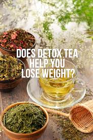 does detox tea help you lose weight