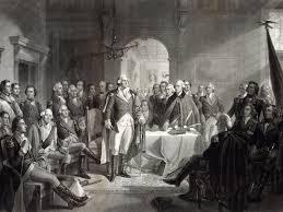 george washington s first cabinet